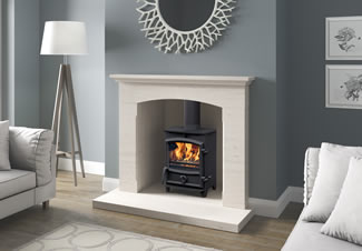 FX4 from Fireline ‿an efficient and good value stove