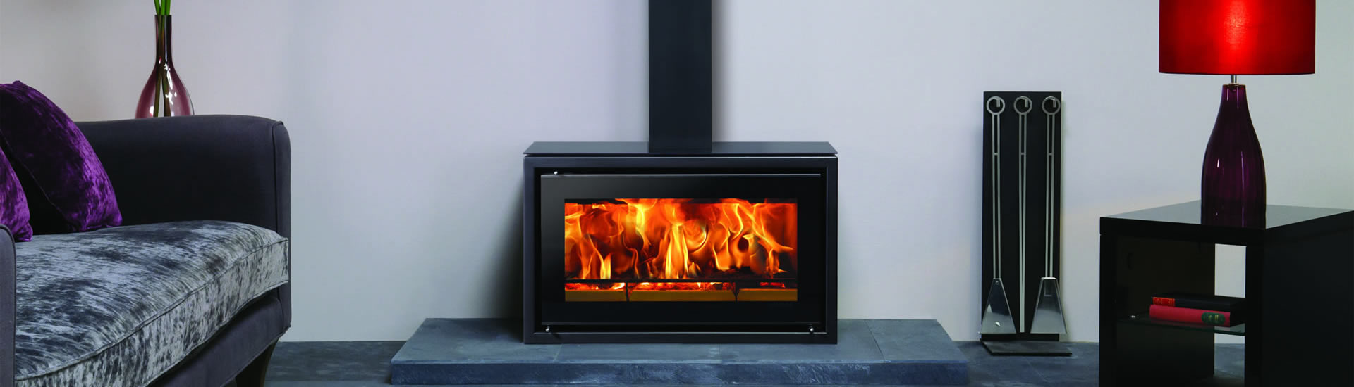 <span class='title t1'>Fires &amp; Stoves</span><span class='text'>Wood, multi-fuel<br>and gas stoves</span>